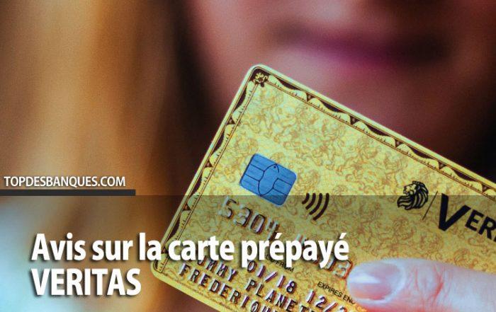 Avis sur la Mastercard Veritas