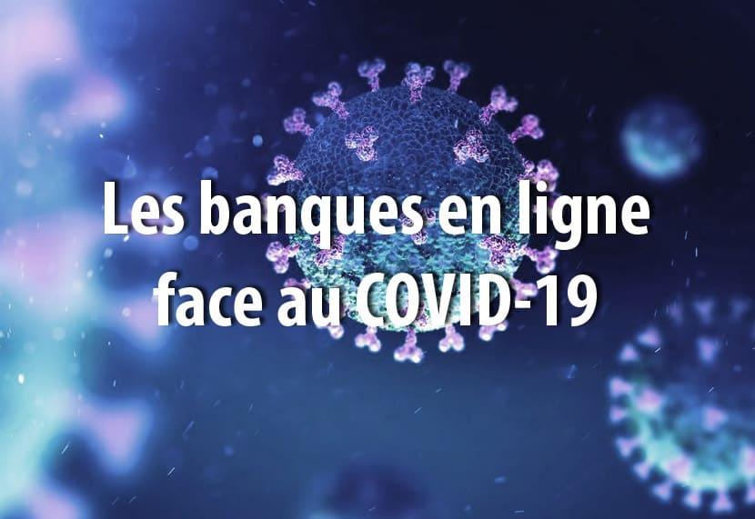 Banque en ligne coronavirus