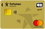 Carte bancaire Gold Fortuneo