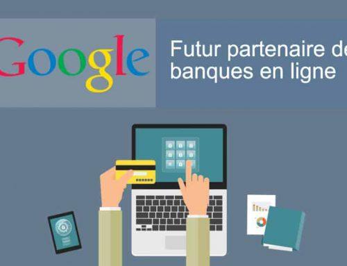 Google, futur partenaire des banques en ligne