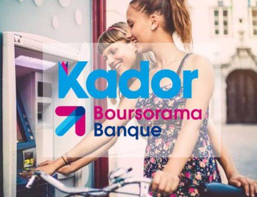 Offre Kador boursorama