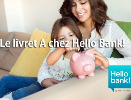 Le livret A chez Hello Bank!